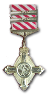 Air Force Cross & Two Bars