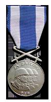 Československá medaile za zásluhy I. třídy