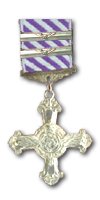 Distinguished Flying Cross & Two Bars